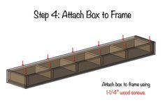DIY Floating Shelves | Free Plans | Step 4