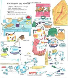 Richard Scarry's Best First Book Ever Bunny Drawing, Richard Scarry, Vintage Cartoon, Happy Art, Vintage Children's Books, My Childhood Memories, Children's Book Illustration, Old Toys, Childrens Books