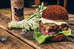 """The corrupt minds behind the scotch egg burger celebrate Edinburgh's Fringe with a new menu..."""