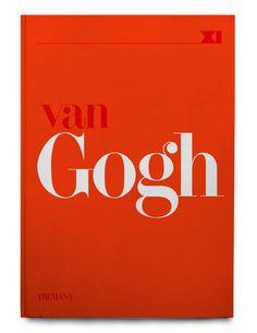 van gogh book cover
