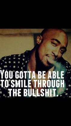 Tupac love!  Lol