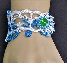 Wrist Scorpion Bracelet, by Vashti  http://designingvashti.com/