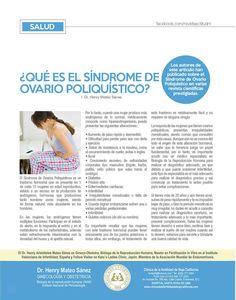 ¿Qué es el síndrome de ovario poliquístico?