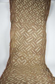 "Gallery-Quality Kente Cloth 30"" x 170"""