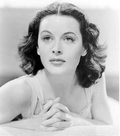 Hedy Lamarr, co-invented – with composer George Antheil – an early technique for spread spectrum communications and frequency hopping