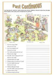 Verb Tenses, Complete Sentences, Grammar Worksheets, Great Pictures, Esl, Susan David, The Past, Activities, Students