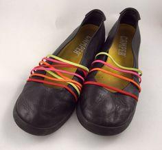 Mein Neon-Ballerinas von Camper von Camper. Größe 40 für 35,00 €. Schau es dir an: http://www.kleiderkreisel.de/damenschuhe/ballerinas/157191721-neon-ballerinas-von-camper.
