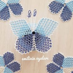 Smocking Patterns, Needle Lace, Beading Tutorials, Knots, Elsa, Needlework, Diy And Crafts, Crochet Necklace, Projects To Try