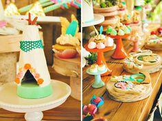 Boho+Chic+American+Girl+Kaya+Doll+Inspired+Party