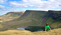 """A REMOTE Carmarthenshire lake shrouded in Welsh legend has been named as one of the 1,000 must-see sights across the globe by an influential travel bible.  Llyn y Fan Fach, 12km southeast of Llandovery in the Brecon Beacons, is the only spot in Wales to make the list, which was put together by Lonely Planet.  The travel guide describes the Mid Wales beauty spot as """"enchanting"""" and recounts the tale of The Lady of the Lake.  """"This isolated drop of blue, beneath a cirque of raw Welsh hills,"""