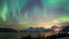 Northern lights over Tromsø, Norway - Foto: Kjetil Skogli
