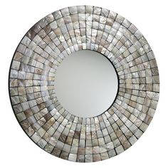 Leander Wall Mirror - Zodiac: Pisces on Joss and Main