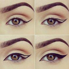 #Eyeliner #WingedEyeliner #LiquidEyeliner #PencilEyeliner how to do eyeliner for beginners easy way to apply eyeliner where to apply eyeliner how to apply liner how to do your eyeliner