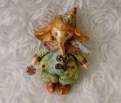 елочные игрушки ручной работы Виктории Морозовой
