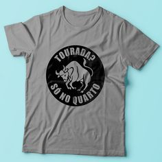 Deixem os touros em paz! Levem a tourada para o quarto! 😜 #zizimut #funnytshirts #tshirts #hoodies #sweatshirt #giftshops #personalizedgifts #personalizadas #porto🇵🇹 #tshirtshop #touros #tourada #animals #animais #hilarious #funny #bullfighting