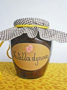 Nutella, Food N, Food And Drink, Polish Recipes, Polish Food, Tzatziki, Yummy Eats, My Favorite Food, Preserves