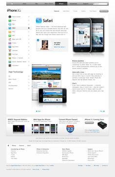 Apple - iPhone - Features - Safari (11.06.2008)