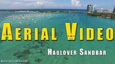 Stunning aerial video of a beautiful day on the water. Sun, surf and plenty of boats in this aerial video of the sandbar near Haulover Park in Miami, Florida. Brought to you by BrightSkiesMedia.com. Your source for stunning aerial videos and beautiful aerial photography.