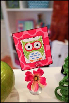 Owl theme it is! I decided I am going to decorate my room with these precious owls and fun, bright colors! Can't wait to order everything!! :D
