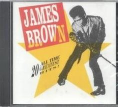 Soul:James Brown-20 All Time Greatest Hits