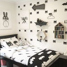 20 Modern and Stylish Boys Bedroom Ideas | Super hero bedroom ...