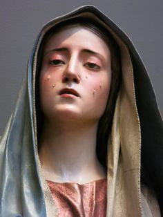 Pedro de Mena's Mater Dolorosa was recently acquired by the #Met Museum.  #Spanish Art.  3/4/15