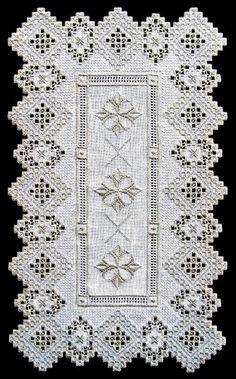 Norwegian Hardanger Embroidery on Pinterest | Hardanger, Hardanger ...