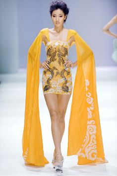 Zhang Jingjing...can't get over this design!!