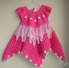 vestiditos de niñita