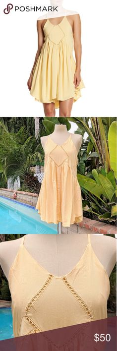 🎀New🎀Romeo & Juliet Couture Canary Yellow Romeo & Juliet Couture Swing Dress. -New~I have 2smalls, 2meduims, 2 lrgs, 2extra lrg (Left) Romeo & Juliet Couture Dresses