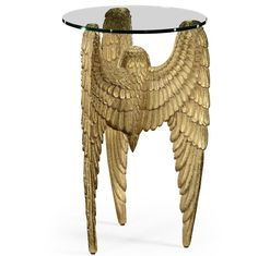3-Wing End Table