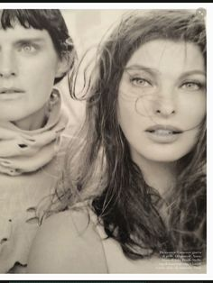 Vogue Italia September 2014: 50th Anniversary Cover Story photographed by Steven Meisel