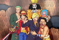 Sanji, Usopp, Chopper, Brook, Luffy e Zoro🤣🤣🤣 One Piece Meme, One Piece Crew, One Piece Funny, Zoro One Piece, One Piece Fanart, One Piece Pictures, One Piece Images, Manga Anime One Piece, Anime Manga