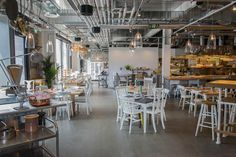 Grain Store - King's Cross, London, UK - Restaurant & Bar from Chef Bruno Loubet & The Zetter