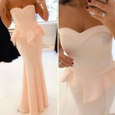 Bridesmaid dresses?? Love Peplum style hopefully in my royal blue color