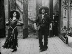 Asta Nielsen / Film : Afgrunden (1910) Asta'nın 1910 yapımı, 'Uçurum' adlı filminden bir sahne... Star Wars, Talk To Me, Divas, History, Movies, Vintage, Movie, Canvas, Historia