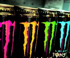 Monsters <3 love the coffee ones!