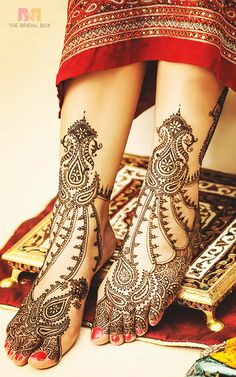 8 Splendid Rajasthani Mehndi Designs You Can't Miss!