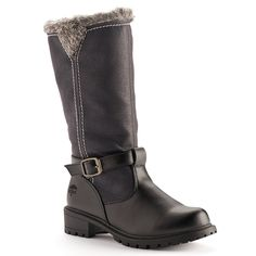 34051a51b2ca Totes Hanna Women s Tall Waterproof Winter Riding Boots Women s Totes