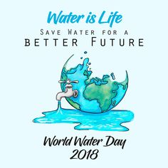 On the eve of International Water Day Let's take a promise to Save water for our better future. International Water Day, Online Campaign, World Water Day, Brand Promotion, Reputation Management, Teaching Activities, Save Water, Screen Shot, Eve
