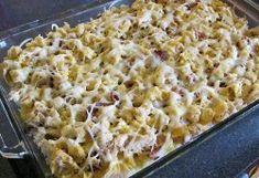 Gluten Free Honey Mustard Chicken Casserole | AllFreeCasseroleRecipes.com