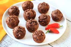Hungry Girl's Low-Calorie Mexican Brownie Bites Recipe