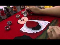 Mulher.com 21/01/2014 Eliana Rolim - Joaninha no Pano Vermelho P 1/2 - YouTube