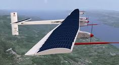 The solar impulse 2 began the final round of its solar energy powered journey when it took of...