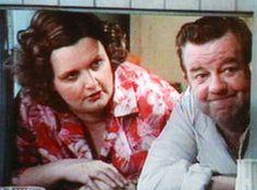 "Last of the Summer Wine (BBC) "" Ivy and Sid"" ( Jane Freeman and John Comer) British Sitcoms, British Comedy, British Actors, Classic Tv, Classic Films, I Movie, Movie Stars, Last Of Summer Wine, English Comedy"