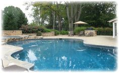 Indeed, there are lots of swimming pool ideas that may offer smart shape to save more space in the home. Therefore, it's tough to say that there's an ideal pool shape for smaller backyard. A little round pool has a… Continue Reading → Small Swimming Pools, Swimming Pools Backyard, Pool Spa, Swimming Pool Designs, Pool Landscaping, Pool Landscape Design, Patio Design, Outdoor Projects, Outdoor Ideas