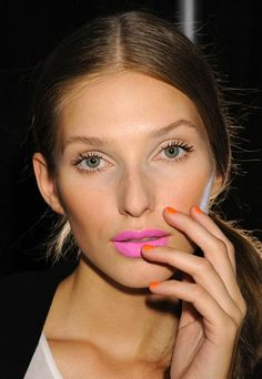 Best Spring 2012 Nail Polish Trends