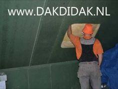 plaatsen FAKRO dakraam in sporenkap www.DAKDIDAK.nl voor meer info
