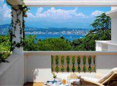 Hotel du Cap-Eden-Roc, Antibes, France #travel
