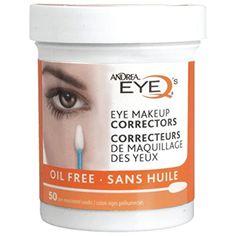 Andrea Eyeqs Oil Free Makeup Remover Pads - 65 Ea, 6 Pack Babor - Skinvoage PX Sensational Eyes Anti-Wrinkle Eye Cream - 15ml/0.5oz